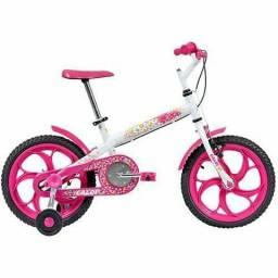 Vendo bicicleta seminova caloi