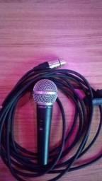 Microfone dinamico