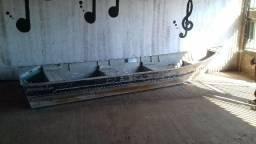Barco de alumínio 5 mt borda alta - 2010