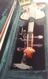 Oportunidade. Violino Michael com Case. Novo!!!