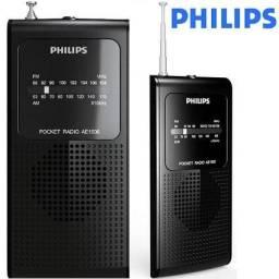 Radio AM-FM Philips - musicas jogos - novo - ** shopdj variedades