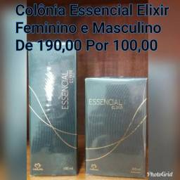 Colônia Essencial Elixir