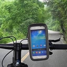 Suporte celular a prova d'água