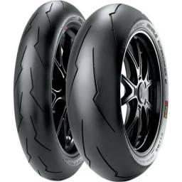 PAR Pneu Pirelli Super Corsa SP 120/70 - 180/60