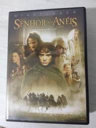 Trilogia O Senhor dos Anéis em DVD