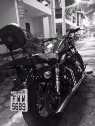 Harley Forty Eight 1200cc - 2015