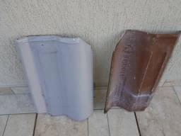 Telhas usadas em pontal do Paraná