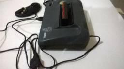 Raridade Master System 3 Compact Em Ótimo Estado De Conservação Impecável