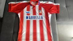 Raridade Camisa Oficial Of Puma Atlético De Madrid - Espanha 13d0f7b03f1b8