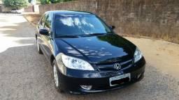 Honda Civic EX 2005/06 - 2º dono desde 2007 - 2005