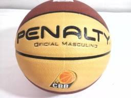 Bola de Basquete Penalty Pro 7.5 Oficial Masculina - 521145 - Amarelo 83b7f011e9655