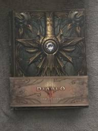 Livro The Book Of Tyrael Diablo