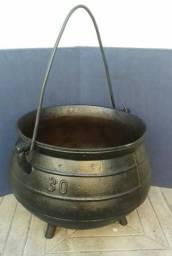 Panela de ferro 30 litros