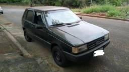 Uno ELX, Verde, ano 1995 - 1995