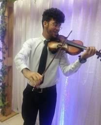 Violino Ajustado por Luthier