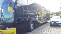 Ônibus Marcopolo Scania G6 K124 ano 2005 Semi Automático