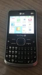Celular LG Tri Chip 3