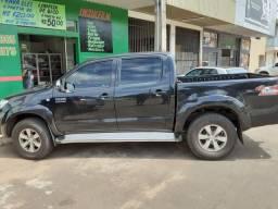 Hilux 3.0 srv automática diesel 2009/2010 - 2009