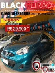 Nissan March 1.0 12V Flex 5p - 2016