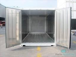 Container Reefer Revisado e Nacionalizado