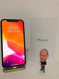 IPhone X 256gb - Loja -