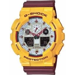 Título do anúncio: Relógio G Shock GA-100CS-9