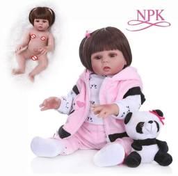 Boneca bebê reborn Caruaru-PE pronta entrega