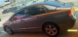 Civic 2009 completo + GNV + Gas + Transferencia 48x 572,00