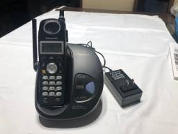 Telefone sem Fio Panasonic com Viva-voz