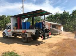 Melosa-Caminhão-Lubrificaçao-Tanque