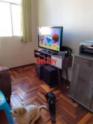 Cobertura à venda com 3 dormitórios em Caiçaras, Belo horizonte cod:2438