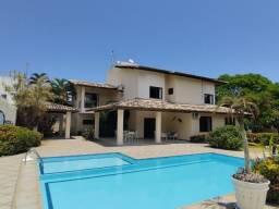 Vilas do Joanes - Casa com 503,16 m² - 5/4 com 3 Suítes - Terreno 1100 m² - Piscina - Vist