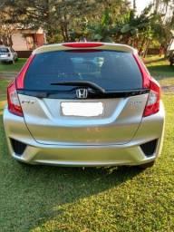 Honda fit lx 1.5 - automático - 2015