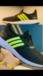 Adidas ultraBoost, os mais procurados por adeptos de academia 90.00rs 2 por 170.00rs
