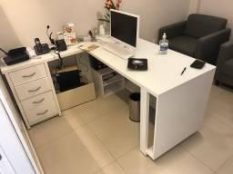 Mesa para recepção