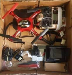 Drone Jjrc h8d (com defeito)