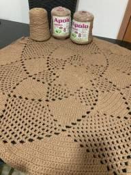 Tapetão de crochê ?