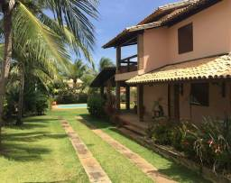 Casa Beira Mar com piscina 4/4, 800m2 terreno, Barra do Jacuípe!!!!!