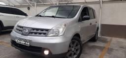 Nissan Livina 1.6s Flex completa