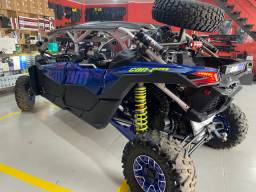 Utv can-am maverick xrs max