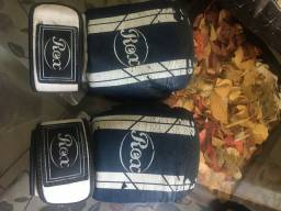 Luvas de Boxe, Bolsa para itens e atadura
