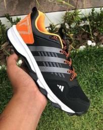 Tênis Adidas Kanadia Orange
