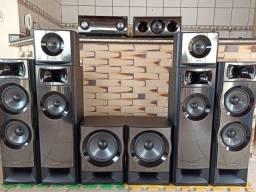 Caixas Acústicas Muteki