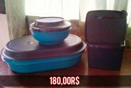 Kits Tupperware