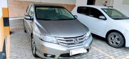 HONDA CITY LX 1.5 AUTOMÁTICO ANO 2014 UNiCO DONO