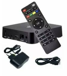 Tv box MXQ 4k todo bom
