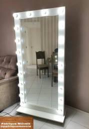 Espelho Camarim Completo | Modelo A 1.90 M X L 90 CM