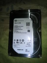 HD Seagate 1 Terabyte