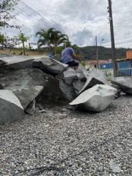 Detonação de rochas