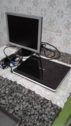 Notebook Positivo completo funcionando , com monitor de 15 polegadas, só 300 Reais